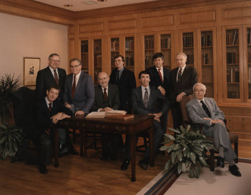 Members of the National Academy of Sciences